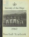 University of San Diego Baseball Media Guide 1980