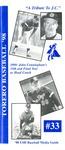 University of San Diego Baseball Media Guide 1998 by University of San Diego Athletics Department