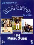 University of San Diego Baseball Media Guide 1999 by University of San Diego Athletics Department