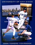 University of San Diego Baseball Media Guide 2000