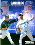 University of San Diego Baseball Media Guide 2008