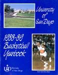 University of San Diego Men's Basketball Media Guide 1988-1989 by University of San Diego Athletics Department
