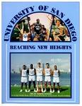 University of San Diego Men's Basketball Media Guide 1991-1992