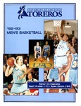 University of San Diego Men's Basketball Media Guide 1992-1993