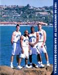 University of San Diego Men's Basketball Media Guide 1997-1998 by University of San Diego Athletics Department