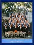 University of San Diego Men's Basketball Media Guide 1999-2000 by University of San Diego Athletics Department