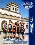 University of San Diego Men's Basketball Media Guide 2000-2001 by University of San Diego Athletics Department