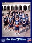 University of San Diego Men's Basketball Media Guide 2001-2002