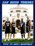 University of San Diego Men's Basketball Media Guide 2002-2003