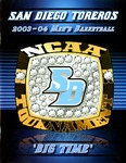 University of San Diego Men's Basketball Media Guide 2003-2004