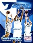 University of San Diego Men's Basketball Media Guide 2004-2005 by University of San Diego Athletics Department