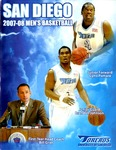 University of San Diego Men's Basketball Media Guide 2007-2008