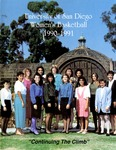 University of San Diego Women's Basketball Media Guide 1990-1991