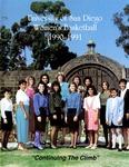University of San Diego Women's Basketball Media Guide 1990-1991 by University of San Diego Athletics Department