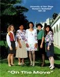 University of San Diego Women's Basketball Media Guide 1991-1992 by University of San Diego Athletics Department