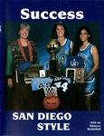University of San Diego Women's Basketball Media Guide 1993-1994 by University of San Diego Athletics Department