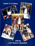University of San Diego Women's Basketball Media Guide 1995-1996