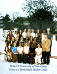 University of San Diego Women's Basketball Media Guide 1996-1997