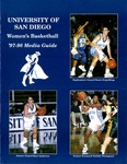 University of San Diego Women's Basketball Media Guide 1997-1998