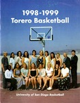 University of San Diego Women's Basketball Media Guide 1998-1999 by University of San Diego Athletics Department