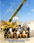 University of San Diego Women's Basketball Media Guide 1999-2000