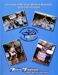 University of San Diego Women's Basketball Media Guide 2000-2001