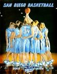 University of San Diego Women's Basketball Media Guide 2003-2004