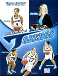 University of San Diego Women's Basketball Media Guide 2005-2006