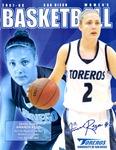 University of San Diego Women's Basketball Media Guide 2007-2008 by University of San Diego Athletics Department