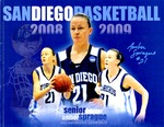 University of San Diego Women's Basketball Media Guide 2008-2009