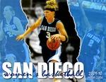 University of San Diego Women's Basketball Media Guide 2009-2010 by University of San Diego Athletics Department