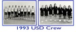 University of San Diego Men's Women's Crew Media Guide 1993 by University of San Diego Athletics Department