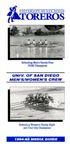 University of San Diego Men's Women's Crew Media Guide 1994-1995
