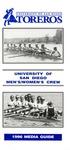 University of San Diego Men's Women's Crew Media Guide 1996