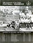 University of San Diego Football Media Guide 1980 by University of San Diego Athletics Department