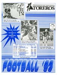 University of San Diego Football Media Guide 1993