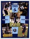 University of San Diego Football Media Guide 1998 by University of San Diego Athletics Department