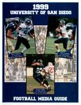University of San Diego Football Media Guide 1999