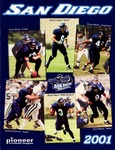 University of San Diego Football Media Guide 2001