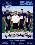 University of San Diego Football Media Guide 2003