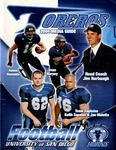 University of San Diego Football Media Guide 2004