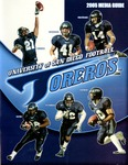 University of San Diego Football Media Guide 2005