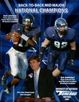 University of San Diego Football Media Guide 2007