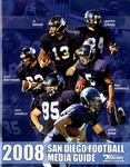 University of San Diego Football Media Guide 2008