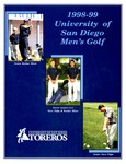 University of San Diego Golf Media Guide 1998-1999