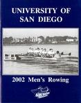 University of San Diego Men's Rowing Media Guide 2002
