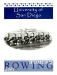 University of San Diego Women's Rowing Media Guide 2001 by University of San Diego Athletics Department