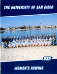 University of San Diego Women's Rowing Media Guide 2004-2005 by University of San Diego Athletics Department