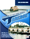 University of San Diego Women's Rowing Media Guide 2005-2006 by University of San Diego Athletics Department