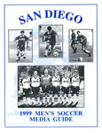 University of San Diego Men's Soccer Media Guide 1999 by University of San Diego Athletics Department